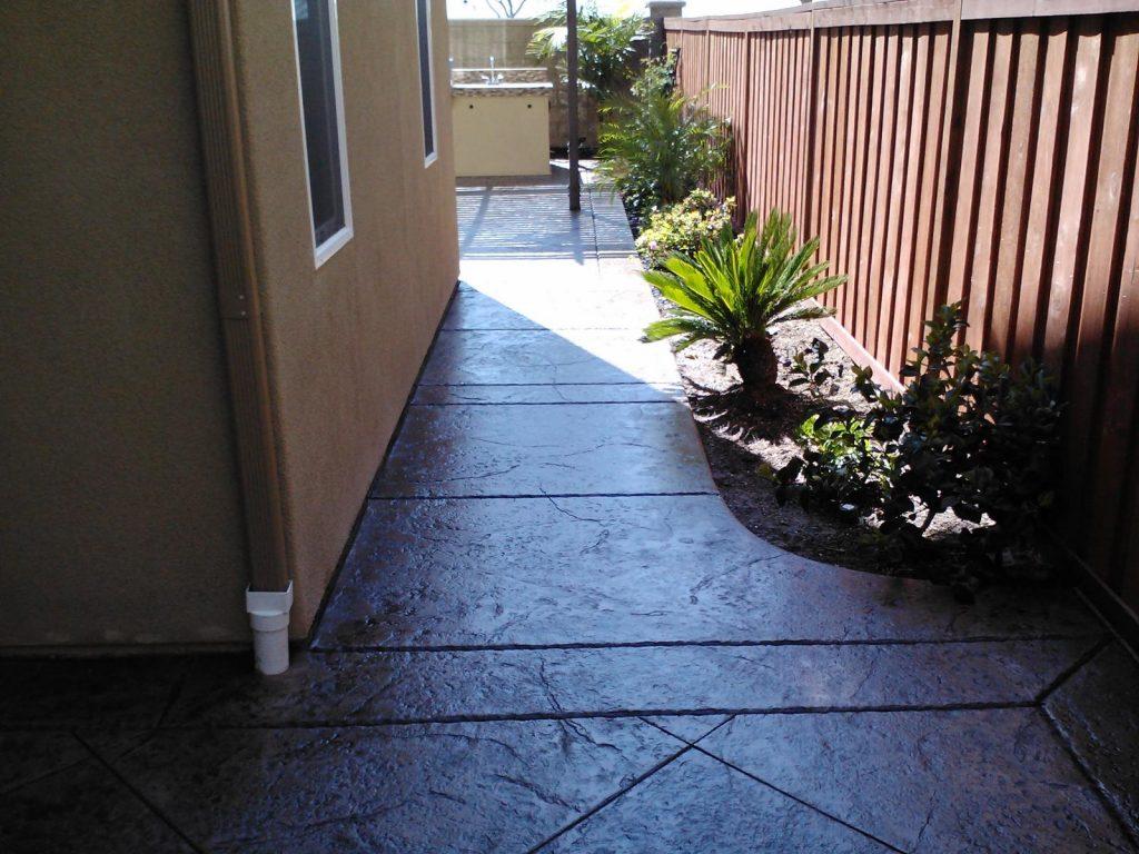 Concrete Contractor Riverside, Stamped Concrete Riverside